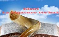 Roch Hachana Préparation au jugement La ligature d'Its'hak