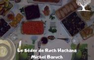 Le Séder de Roch Hachana - Michel Baruch