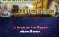 Le seder Avoda de Yom Kippour (audio) - Michel Baruch