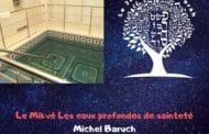 Le Mikvé Les eaux profondes de sainteté - Michel Baruch