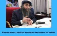 Avraham Avinou a  bénéficié de miracles sans entamer ses mérites