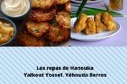 Les repas pendant Hanouka - Yalkout Yossef Ch. 670 §22-25