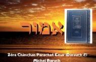 Zéra Chimchon Parachat Emor (Darouch 2) - Michel Baruch