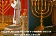 Zéra Chimchon Parachat Béhaalotékha (audio) Darouch 7. Michel Baruch