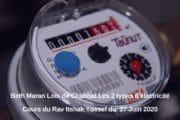 Beth Maran Chabbat les 2 types d'électricité R. Itshak Yossef 27 Juin 2020