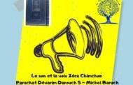 Le son et la voix Zéra Chimchon Parachat Dévarim Darouch 5