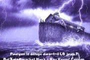 Pourquoi le déluge dura-t-il 40 jours ? Boï Kala Parachat Noa'h