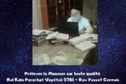 Prélever le Maasser sur toute qualité Boï Kala Paracha Vayétsé